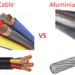 Aluminium Cable Vs Copper cable