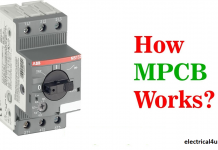 MPCB Working Principle