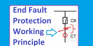 End fault Protection