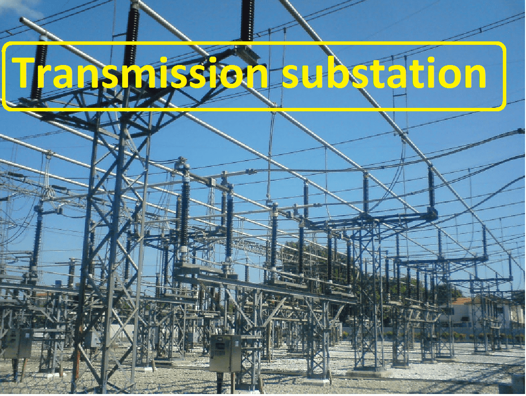Electrical Substation (SS)