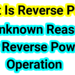 What is Reverse Power protection