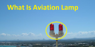 What is aviation lamp