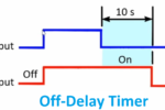 On Delay Timer | Off Delay Timer Working Principle