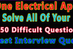 Best Electrical interview App For Experienced Engineer
