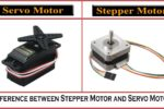 Top 6 Difference Between Stepper Motor and Servo Motor