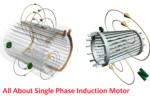 Single Phase Motor Working, Types, Double Field Revolving Theory