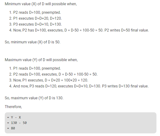 Gate CS-2019 Question Paper With Solutions