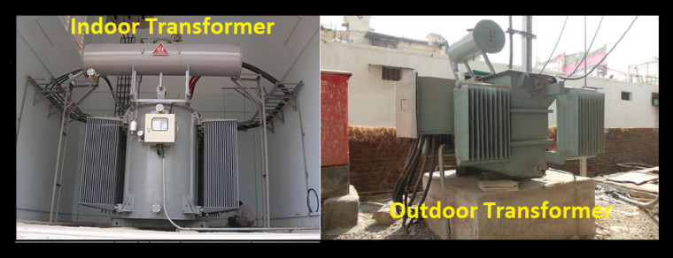 Indoor and outdoor Transformer