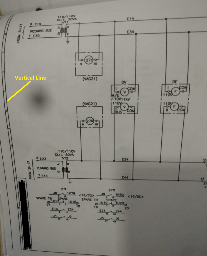 how to read the electrical wiring diagram  electrical4u