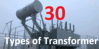 Types of Transformer electrical4u