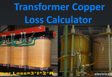 Copper Loss Calculation Calculator
