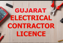 Gujarat electrical Contractor License-min