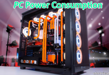 PC power consumption