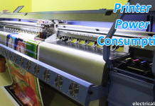 Printer Power consumption