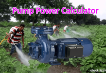 Pump Power calculator-min