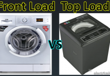 Top 19 Difference Between Top Load & Front Load Washing Machine